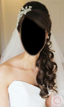 Bridal Hair Headband Montage apk screenshot