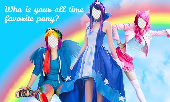 My Pony Costume Photo Montage screenshot 7