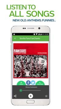 FanChants: Sevilla Fans Songs apk screenshot