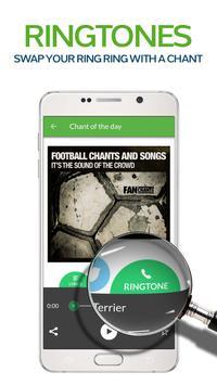 FanChants: Real Fans Songs apk screenshot