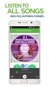 FanChants: Fiorentina Fans screenshot 1
