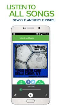 FanChants: Tifosi Inter Fans apk screenshot