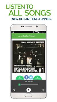 FanChants: Bianconeri Fans apk screenshot