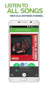 FanChants: PSV Fans Songs apk screenshot