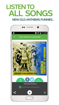 FanChants: América Fans Songs apk screenshot