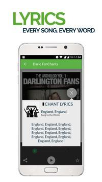 FanChants: Darlington Fans apk screenshot