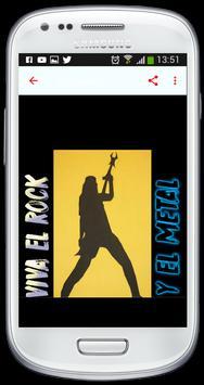 Tonos de Rock y Metal screenshot 3