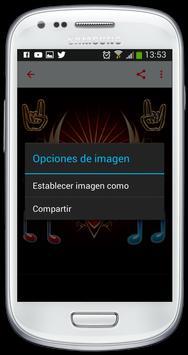 Tonos de Rock y Metal screenshot 21