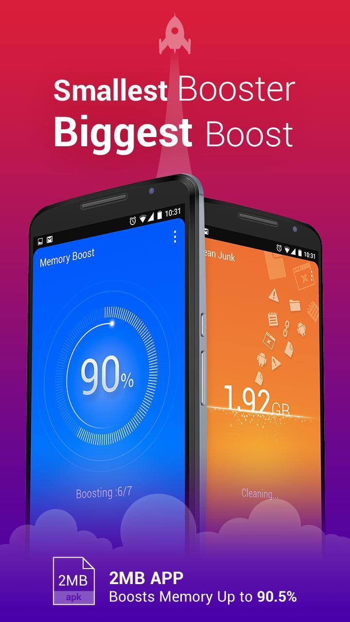 Super Booster Clean Boost Para Android Apk Baixar