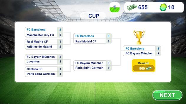 European Champions League 2016 apk screenshot