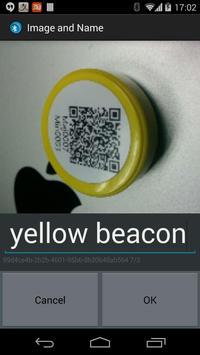 iBeacon Finder apk screenshot