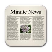 Minute News icon