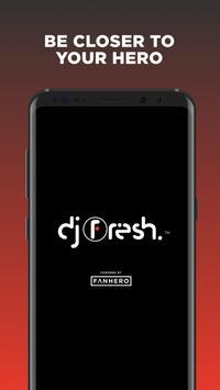 DJ Fresh SA poster