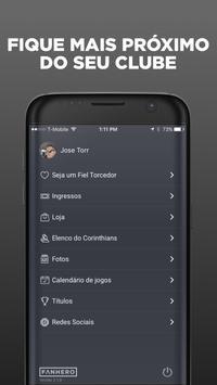 SmarTimão Corinthians apk screenshot