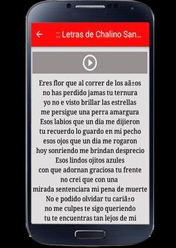 Chalino Sánchez Música apk screenshot