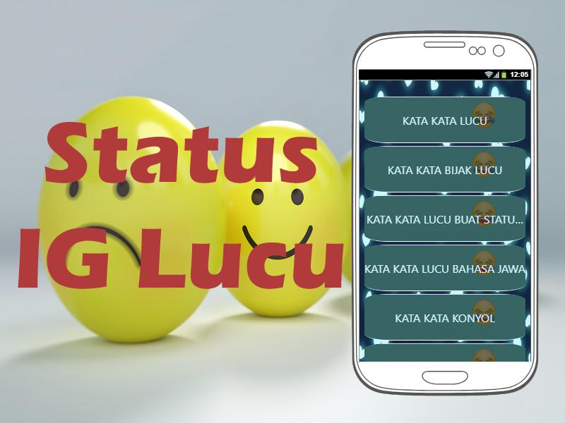 Status Ig Lucu For Android Apk Download