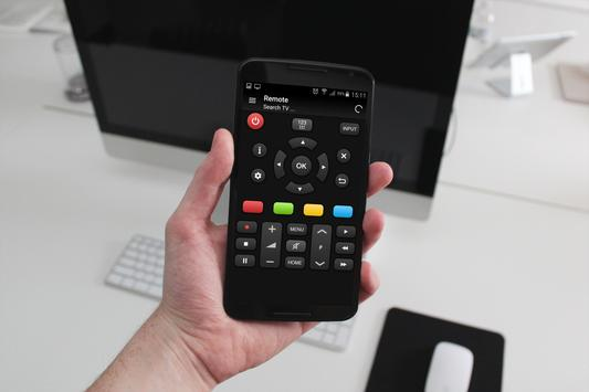 TV Universal Control Remote poster