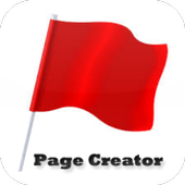 Pages Creator icon