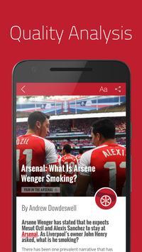 Pain in the Arsenal News apk screenshot