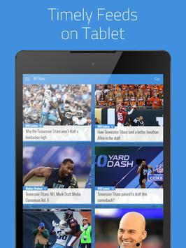 TennesseeFootball: Titans News apk screenshot