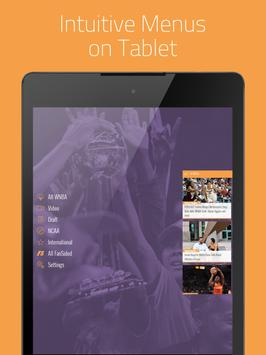 Women's Hoops: WNBA News screenshot 4
