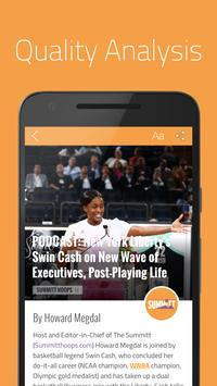 Women's Hoops: WNBA News screenshot 2