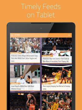 Women's Hoops: WNBA News screenshot 3