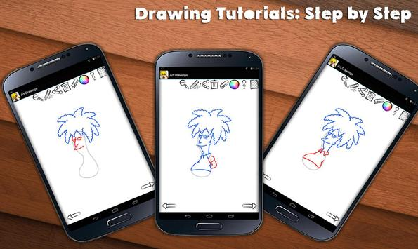 Learn To Draw Springfield screenshot 4