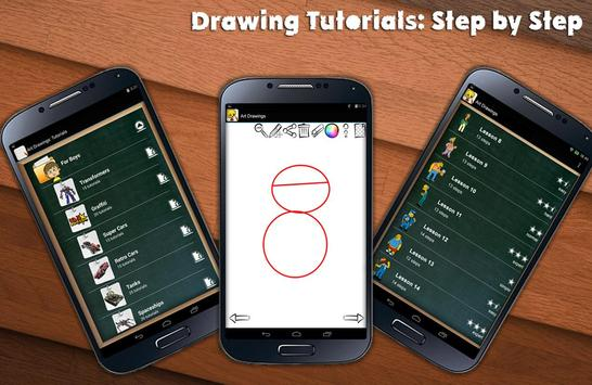 Learn To Draw Springfield screenshot 6