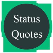 Status Quotes(10000+ Quotes) icon