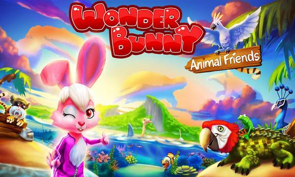 Wonder Bunny & Animal Friends poster