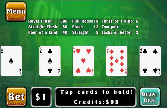 Fortune Poker apk screenshot