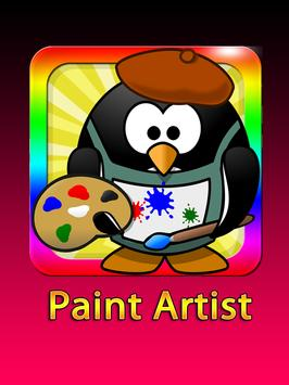 Paint Artist Mobile Tool poster