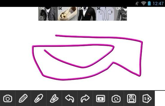 Paint Artist Mobile Tool apk screenshot