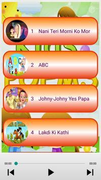 Poem for kids in hindi and english screenshot 3