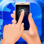 Super Cracked Screen icon