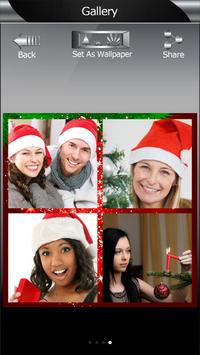Christmas Photo Collage screenshot 14