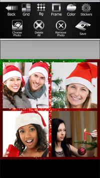 Christmas Photo Collage screenshot 9