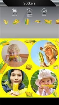 Corn Photo Collage Maker screenshot 13