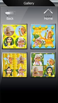 Corn Photo Collage Maker screenshot 7