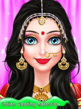 Indian Super Stylist Salon - Indian Wedding poster