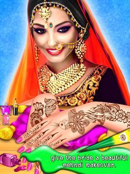 Indian Super Stylist Salon - Indian Wedding apk screenshot