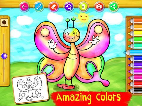Mariposa para colorear páginas para adultos Descarga APK - Gratis ...