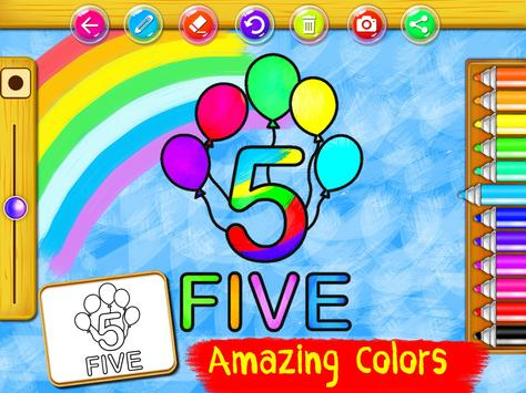 Numbers coloring & drawing book for Android - APK Download