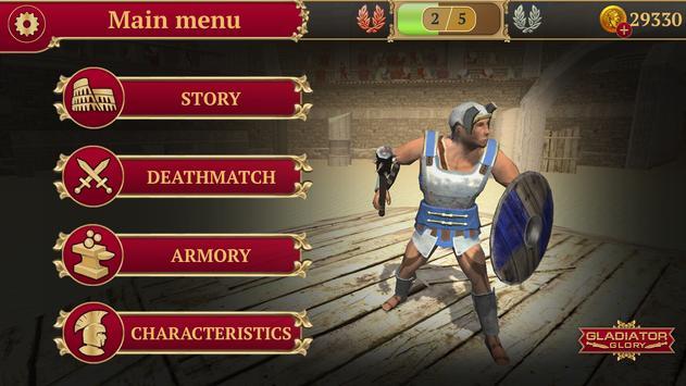 Gladiator Glory screenshot 8