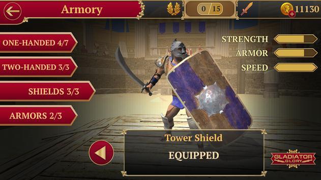 Gladiator Glory screenshot 9