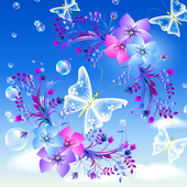 Butterfly Live Wallpapers icon