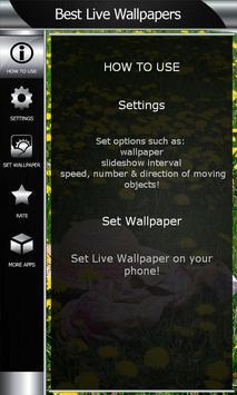 Best Live Wallpapers apk screenshot