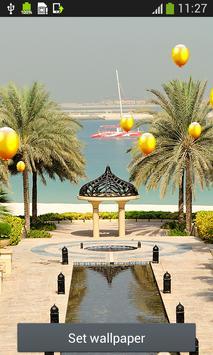 Dubai Live Wallpapers apk screenshot