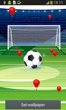 Football Live Wallpapers apk screenshot